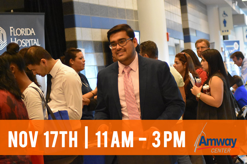 Diversity Career Fair 2016